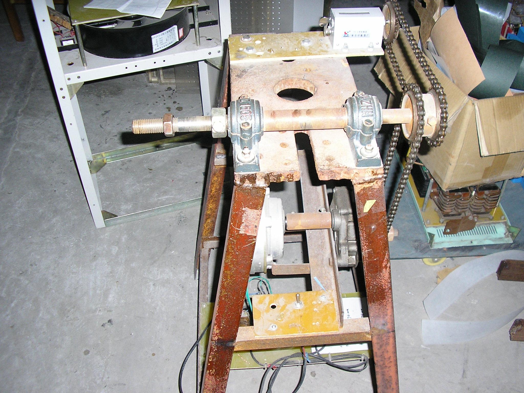高频变压器的绕线机-电源网