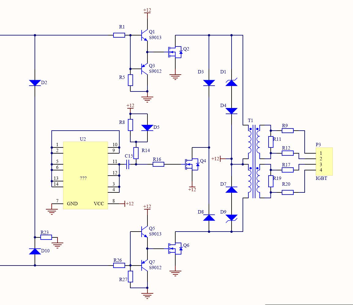 mos管短路保护电路-电源网