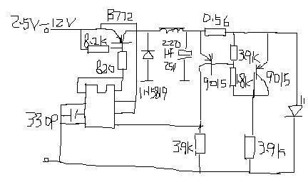 推荐低成本大功率led驱动电路-电源网