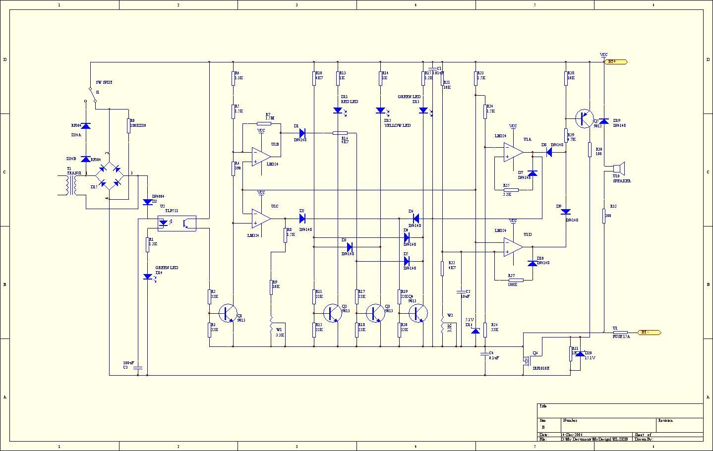 铅酸电池充电器-电源网