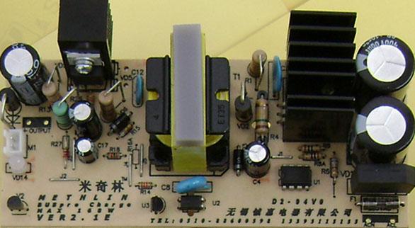 三阶段充电器原理图-电源网