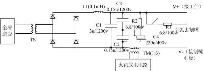 探讨一下大功率逆变等离子切割机(100a---300a)的可靠