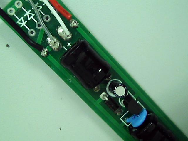 一个新颖的LED恒流电源
