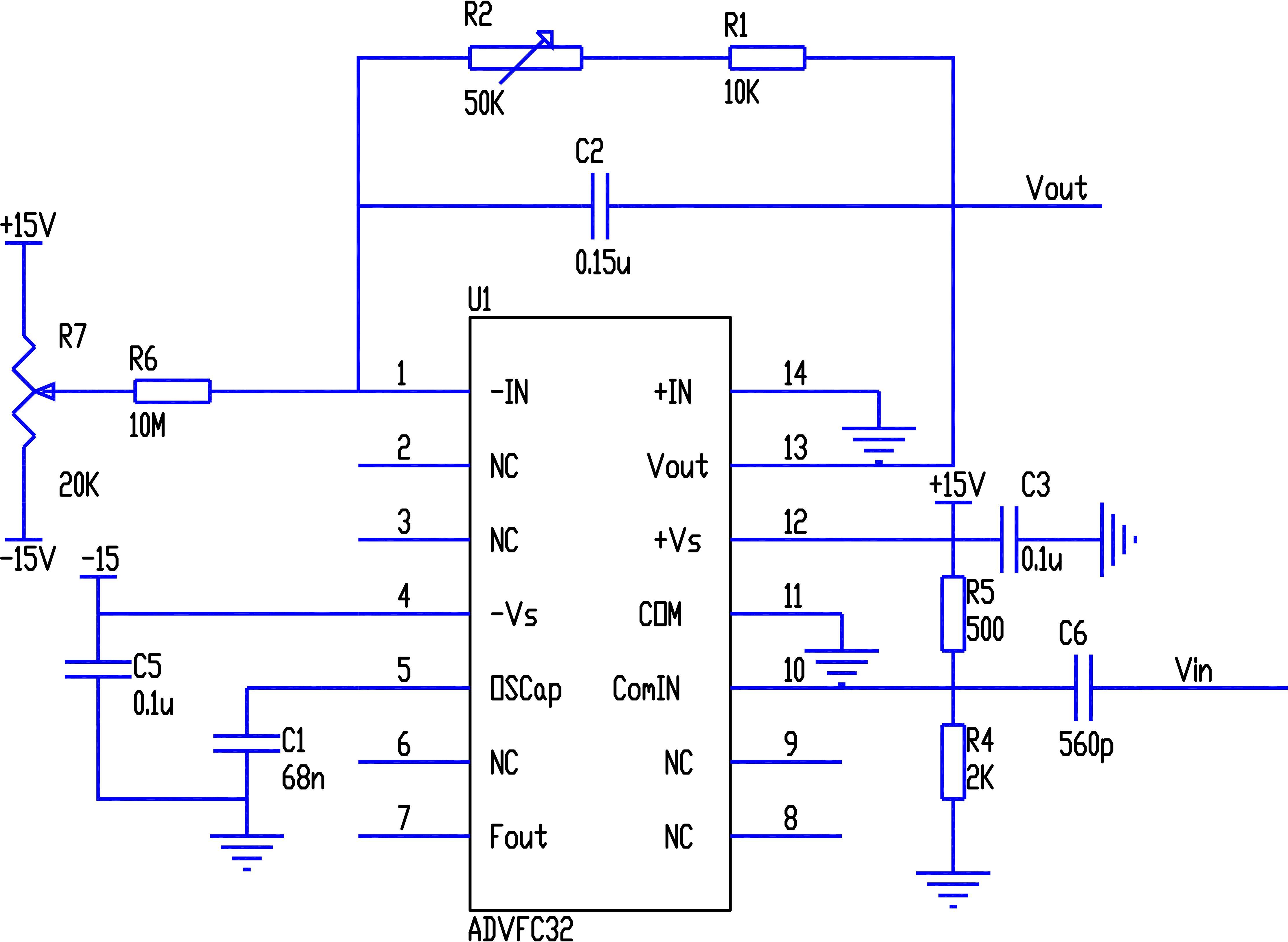 交流电压符号
