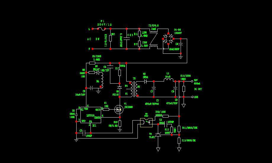 24v10w的变压器需要三明治绕法吗-电源网