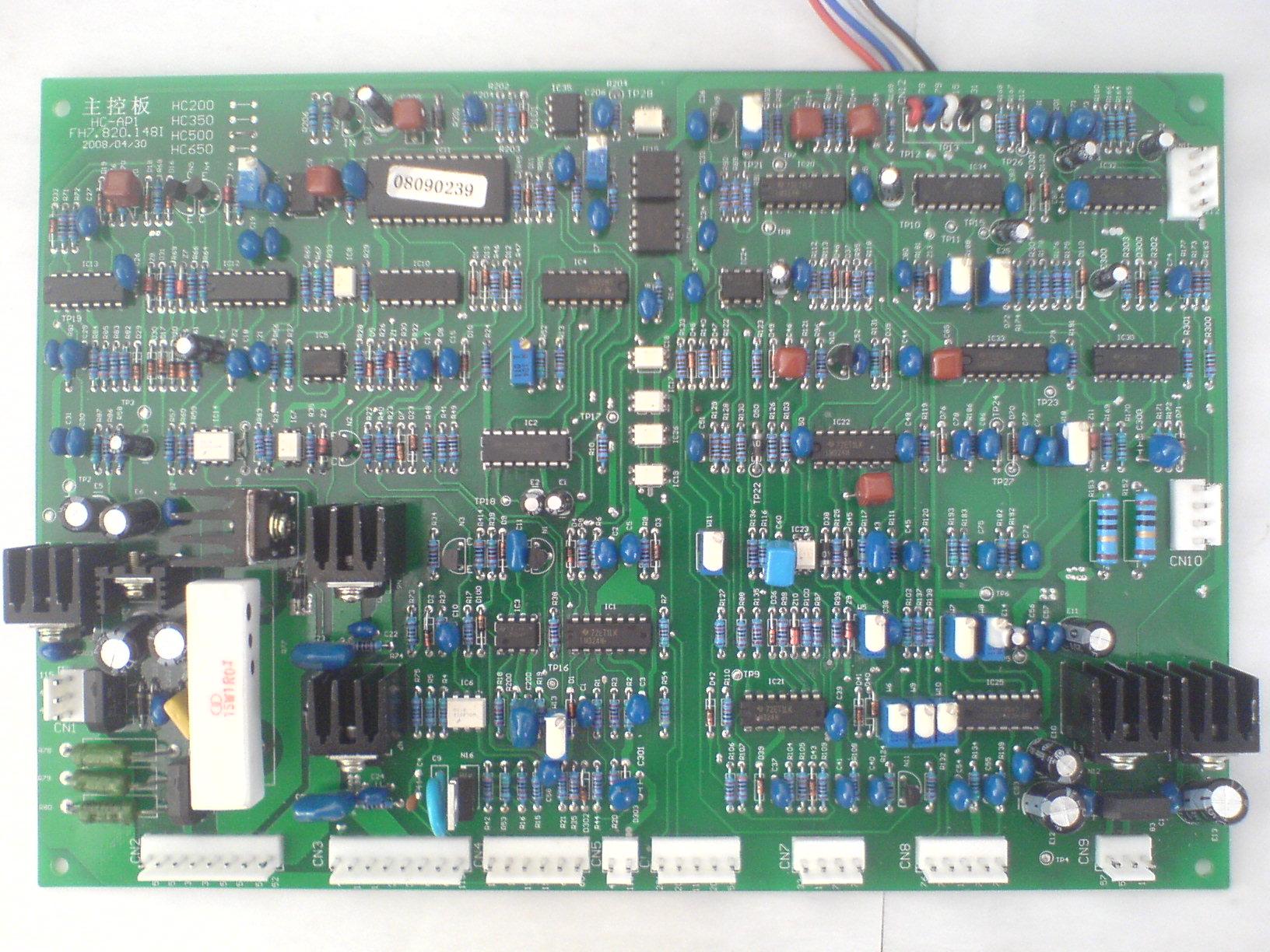 气保焊机系列主控板(松下KR型,奥太型,抽头型)供