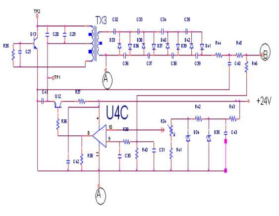10kv变压器内部接线图