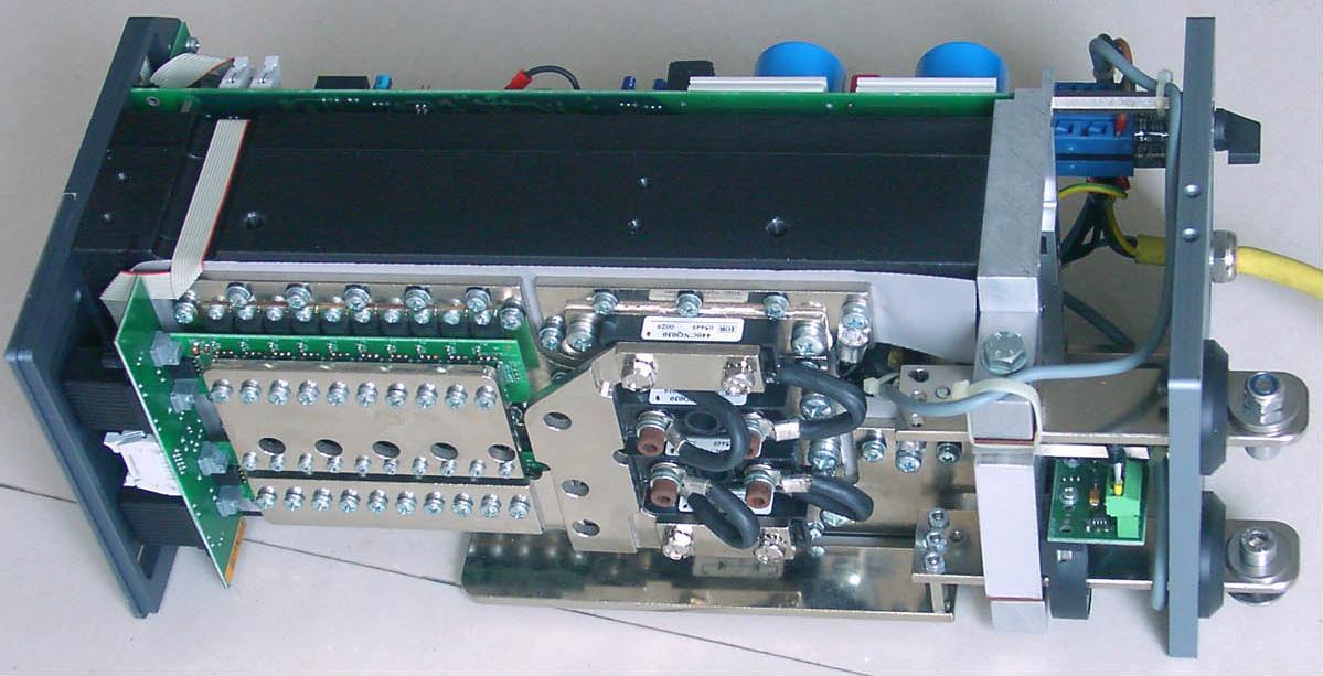 我设计的电镀电源控制板