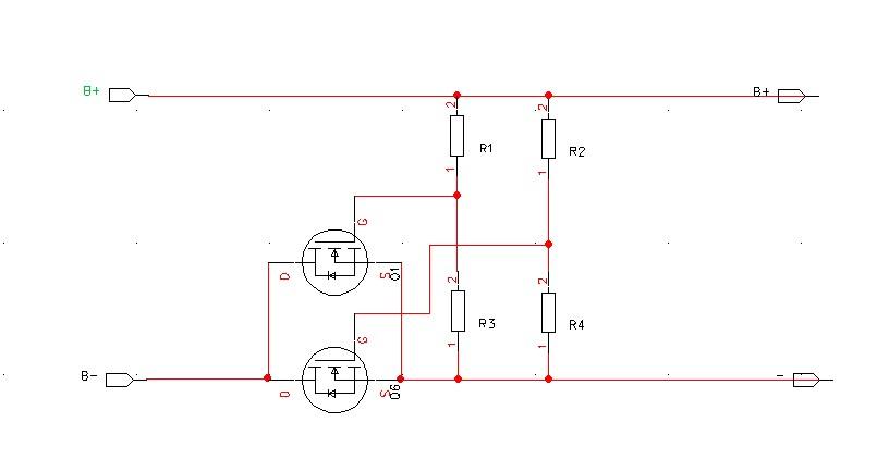 求一简单的mos管反接保护电路-电源网