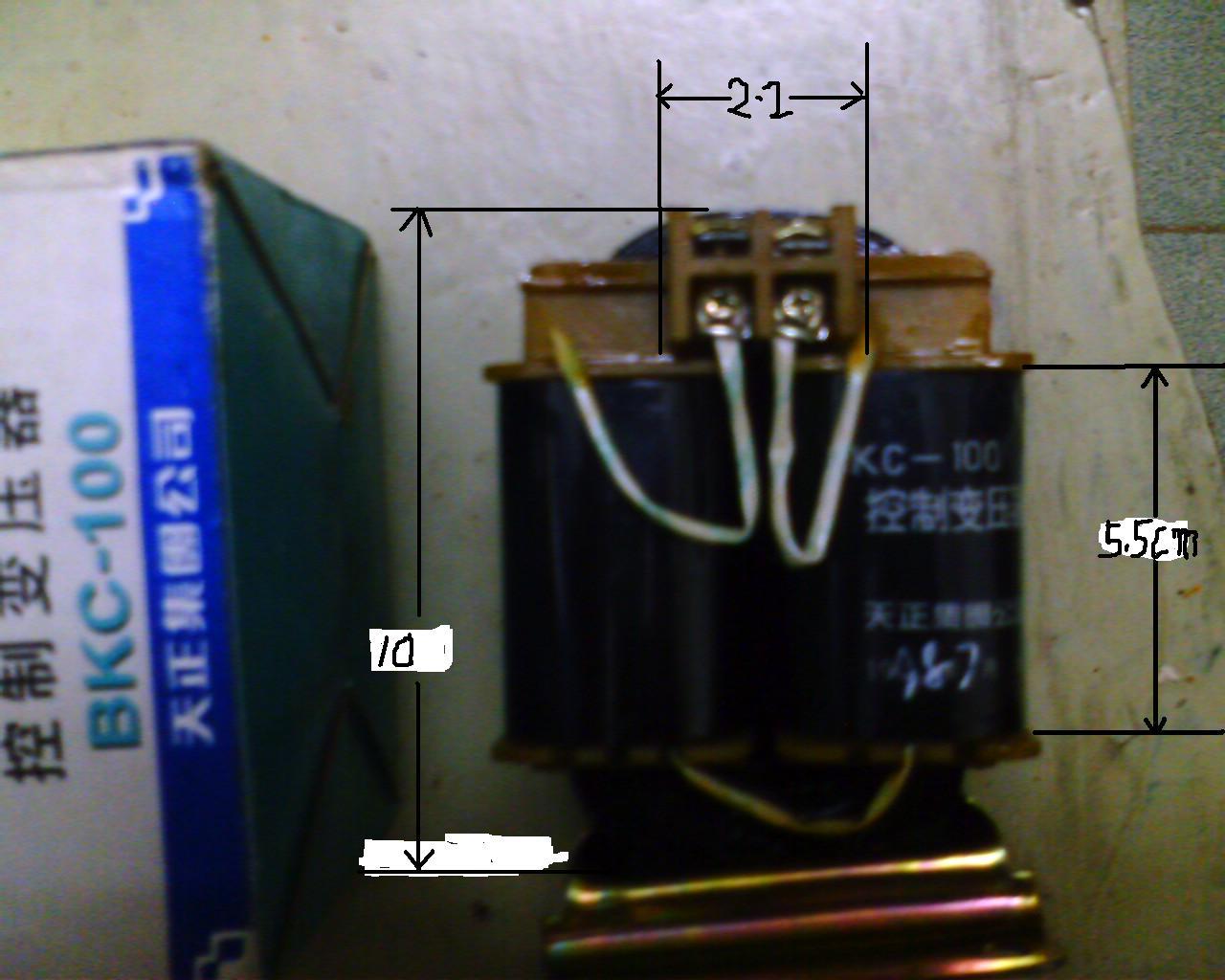 求助c型变压器能否做低频自激机-电源网