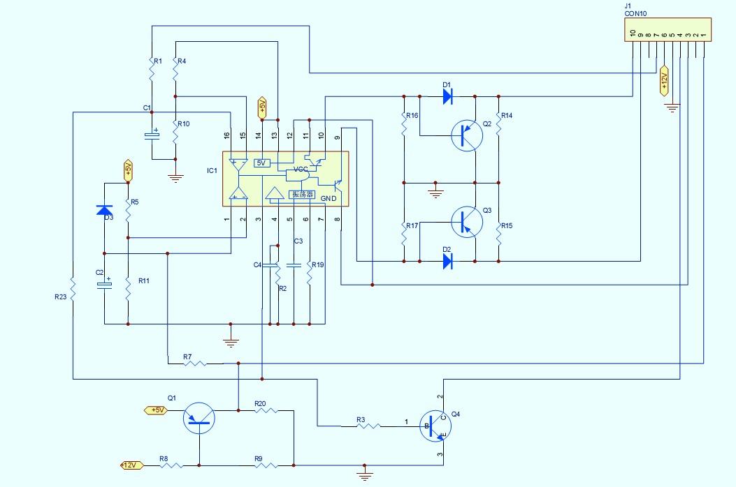 1高频逆变部份:(暂时只谈500W以下背机) 基本参数设定: 功率的选择;背机一般在500W以下,用30AH左右的电瓶可选用500W,15AH左右电瓶选用300W. 变压器的选用:根据电流的大小和磁芯窗口的大小选择:500W选用ER35,ER40,EE42,EE50等磁芯,300W选用ER28,EI40等磁芯 变压器匝数和线径的选择:500W初级用3+3,300W用4+4,3+3较好,线径(考虑高频电流的趋肤性)尽可能选0.