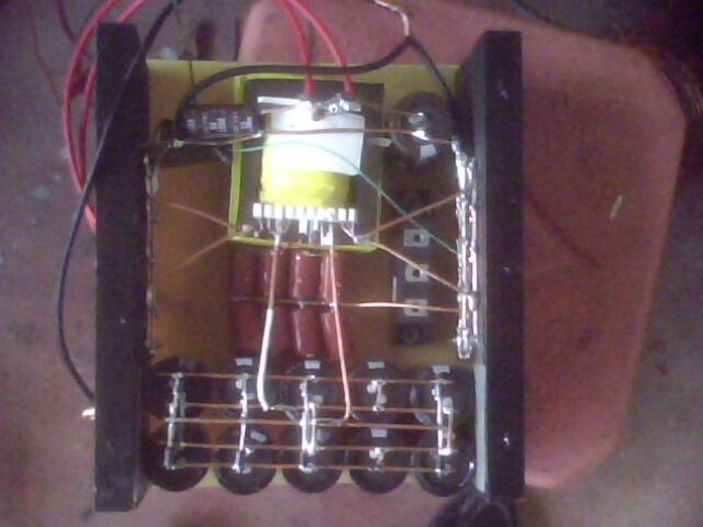 自制电鱼机步骤图片