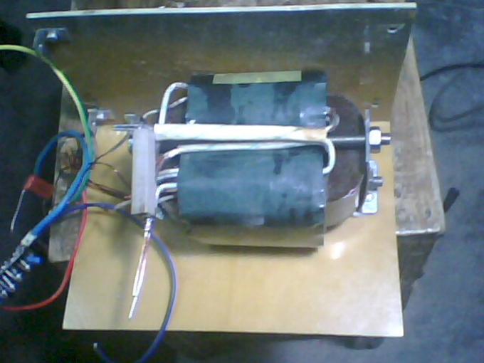 乱弹电子白金机接线图