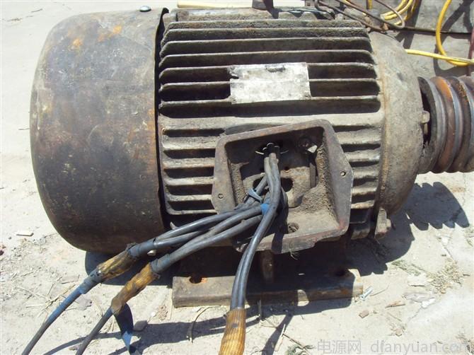 5的电动机改的发电机