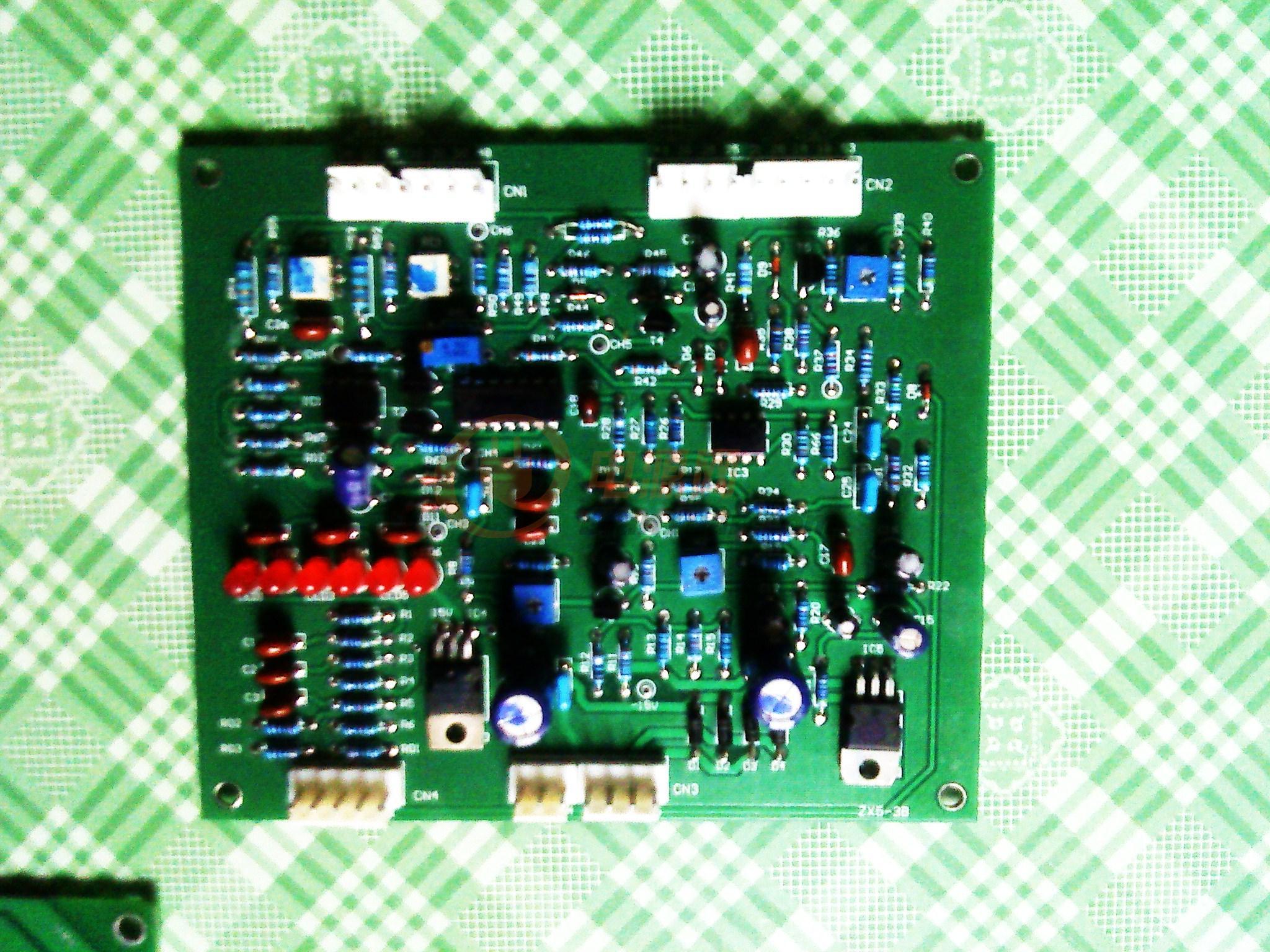 电路板 平面图 2048_1536