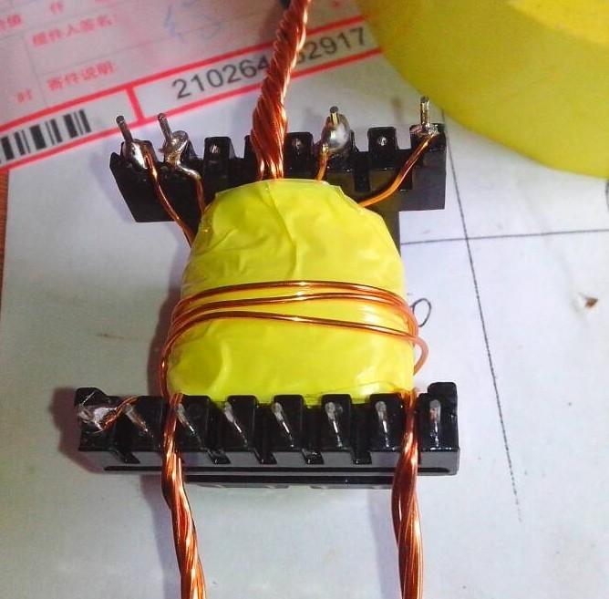 卧式变压器绕法请教-电源网