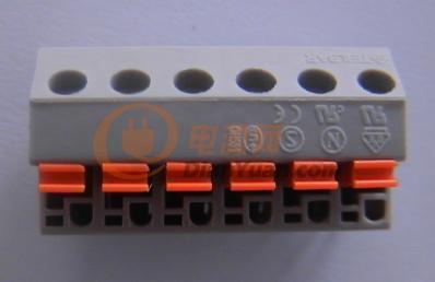 LED电源接线端子图片欣赏图片