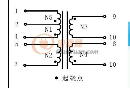 变压器工作原理-电源网