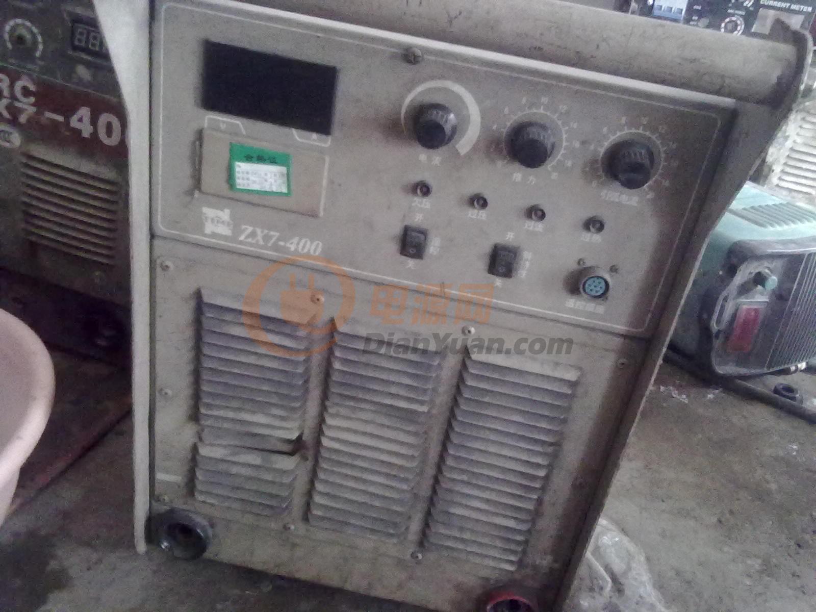 调节电流电位器无变化,检查远,近控开关正常,斜特性开关正常,焊接感觉