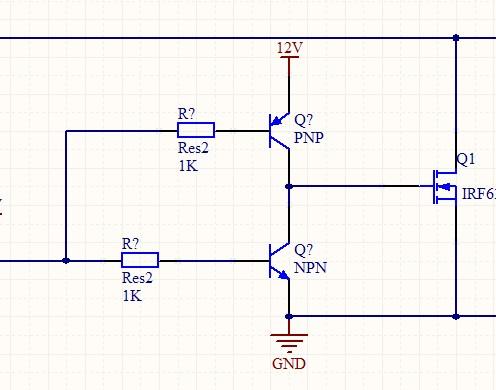 mos管驱动电路-电源网