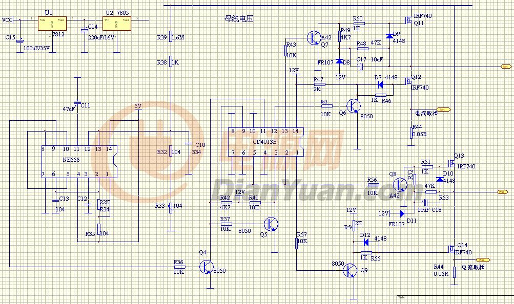 想做一个车载逆变器-电源网
