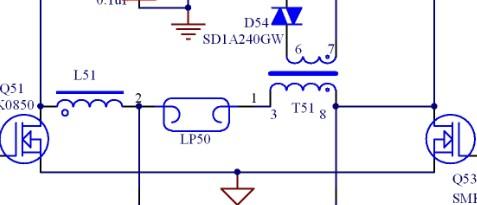 请教hid70w 金卤灯镇流器 工作时灯管上串联的电感为何有吱吱响声
