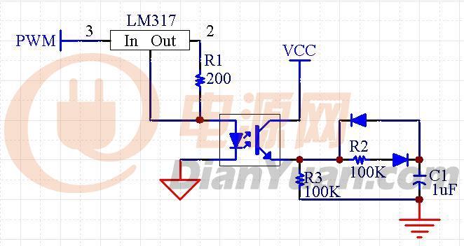 【原创】一种pwm调光接口电路-电源网