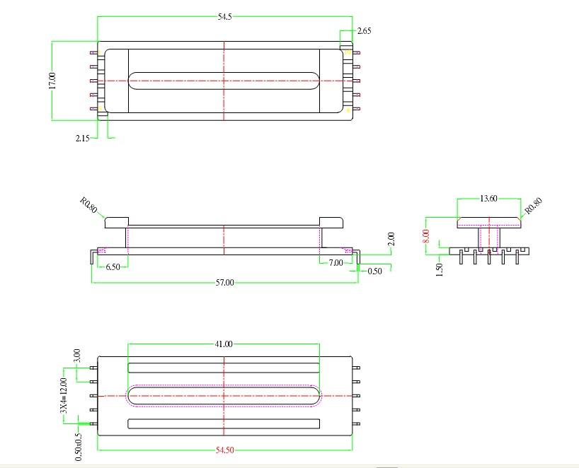 最新型led 日光灯变压器