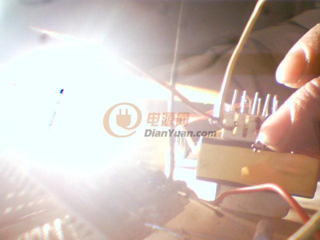 准备做一个场管自激电路