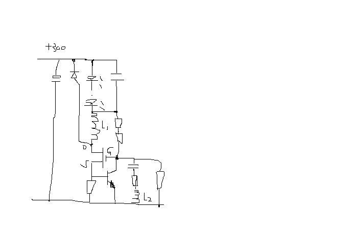 led恒流源简单可靠电路