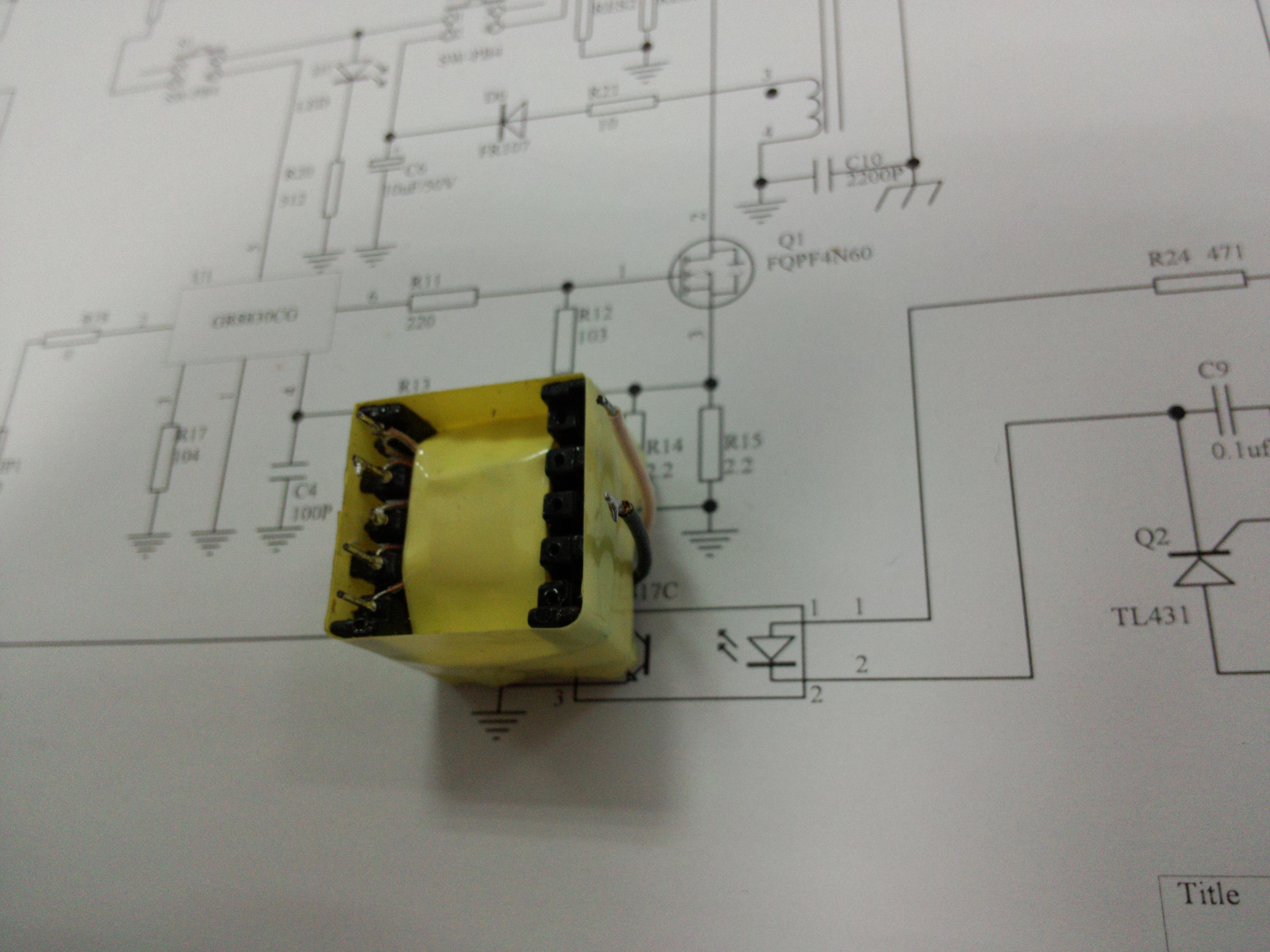 【讨论】变压器次级绕制-电源网