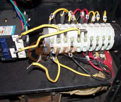 百胜抽头270电压开关接线方法