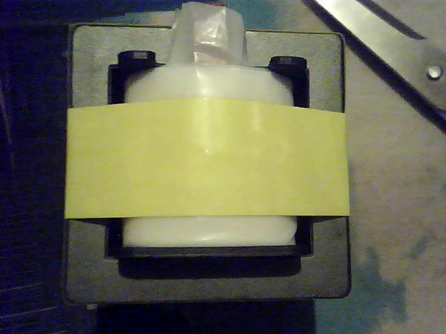 发一个ee55的变压器绕制过程