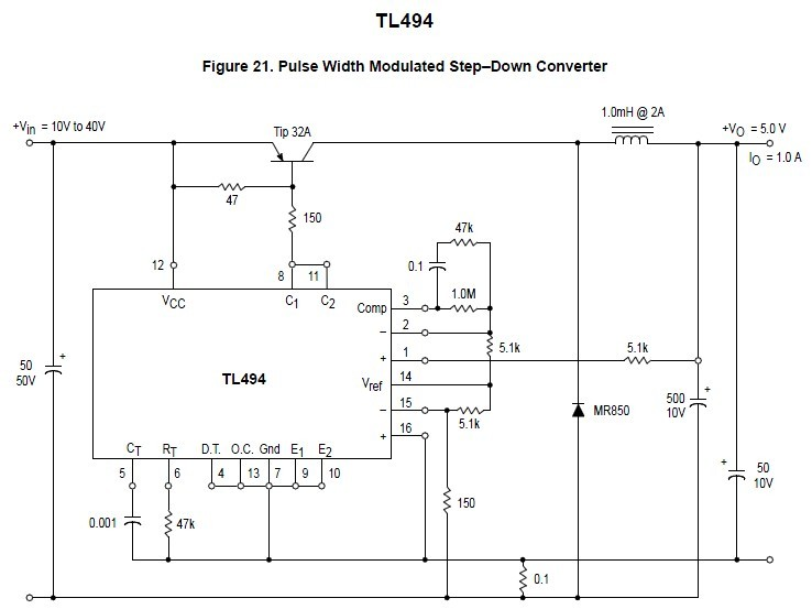 新手求助关于tl494坐恒流源比较器使用的一些问题