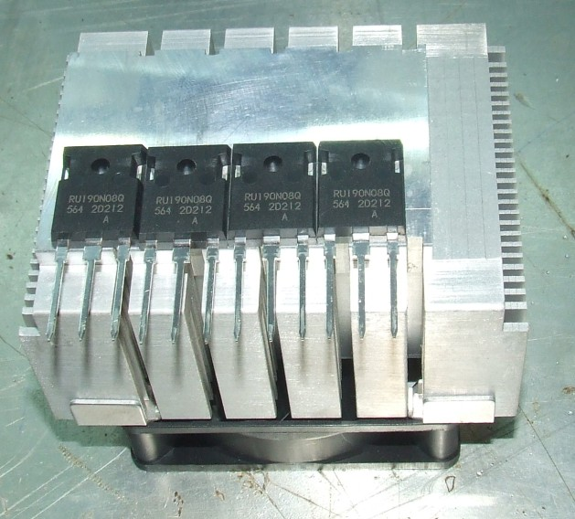 diy太阳能充电控制器-电源网