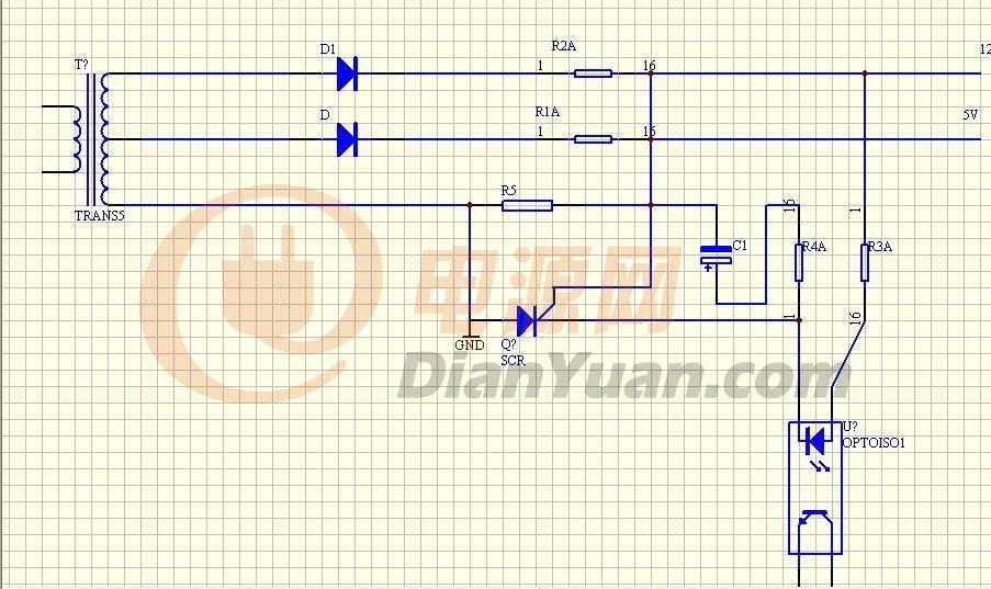 怎么把48v电动车充电器改为输出为12v-3a和5v-3a的