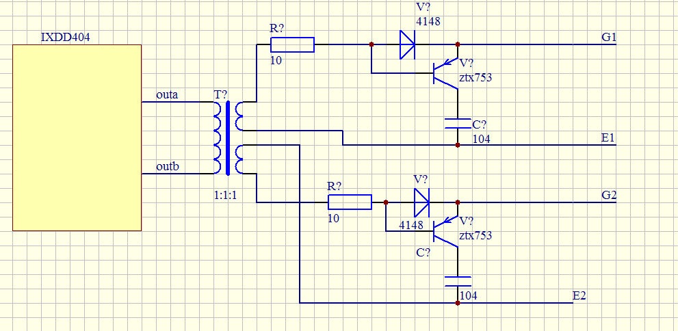 半桥驱动电路-电源网
