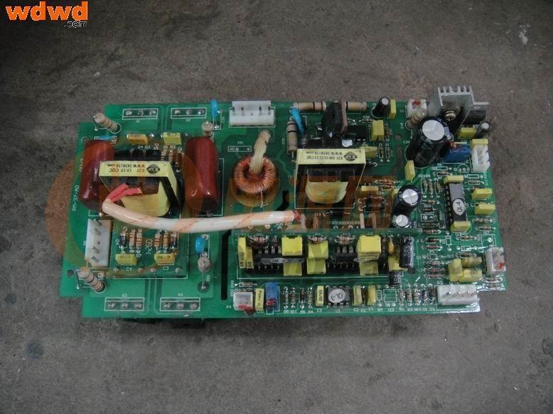 zx7 250电焊机电路图