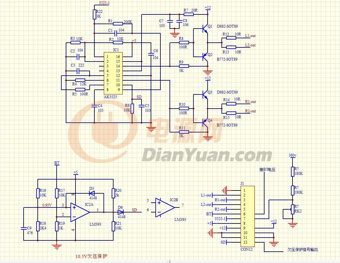 电路 电路图 电子 户型 户型图 平面图 原理图 1081_838图片