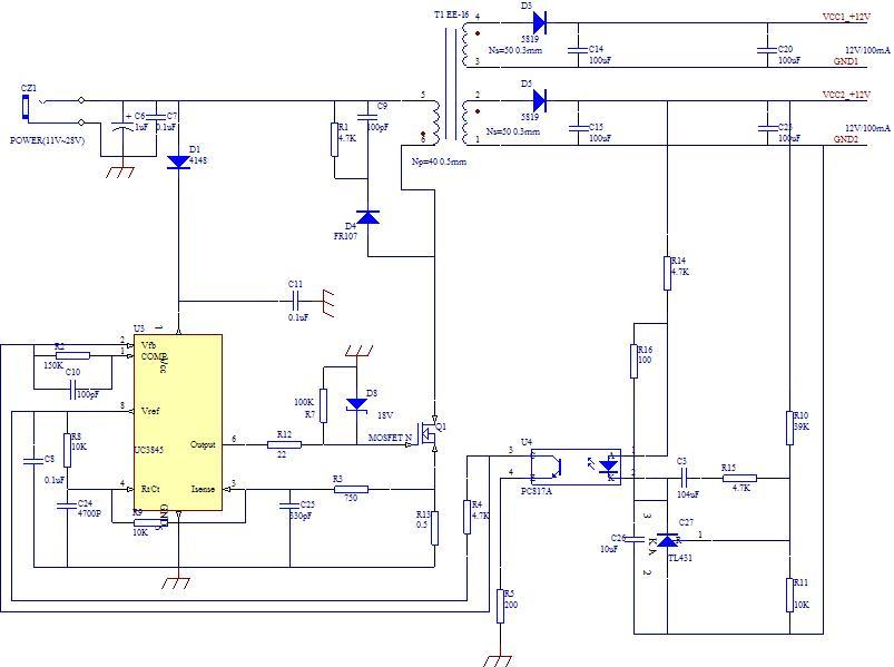 电路 电路图 电子 户型 户型图 平面图 原理图 803_599图片