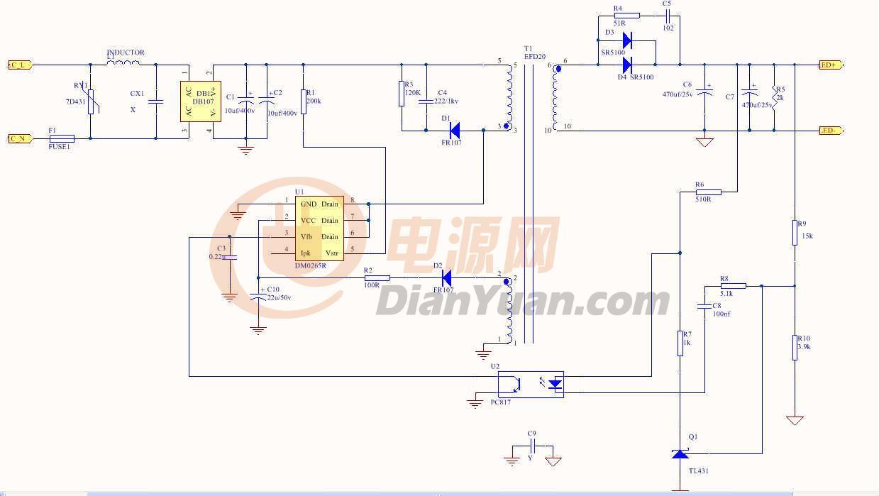 电路 电路图 电子 户型 户型图 平面图 原理图 1239_699