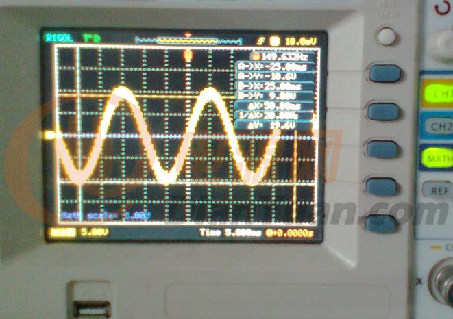 单相spwm逆变 lc滤波环节-电源网