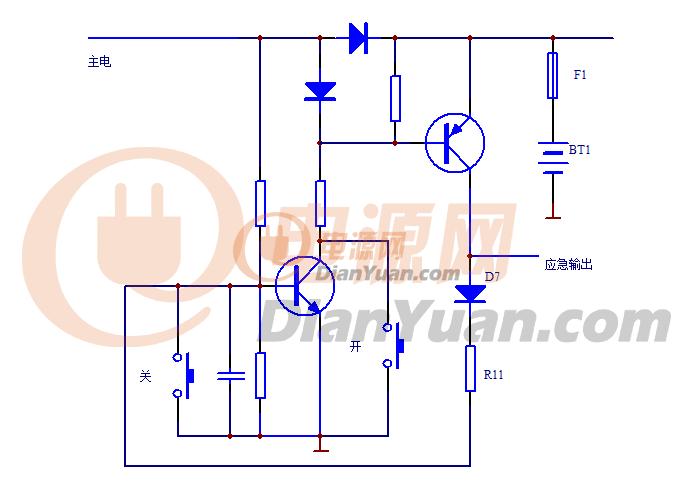灯具应急电源-电源网