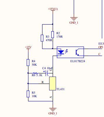 Как работает оптрон pc 817?