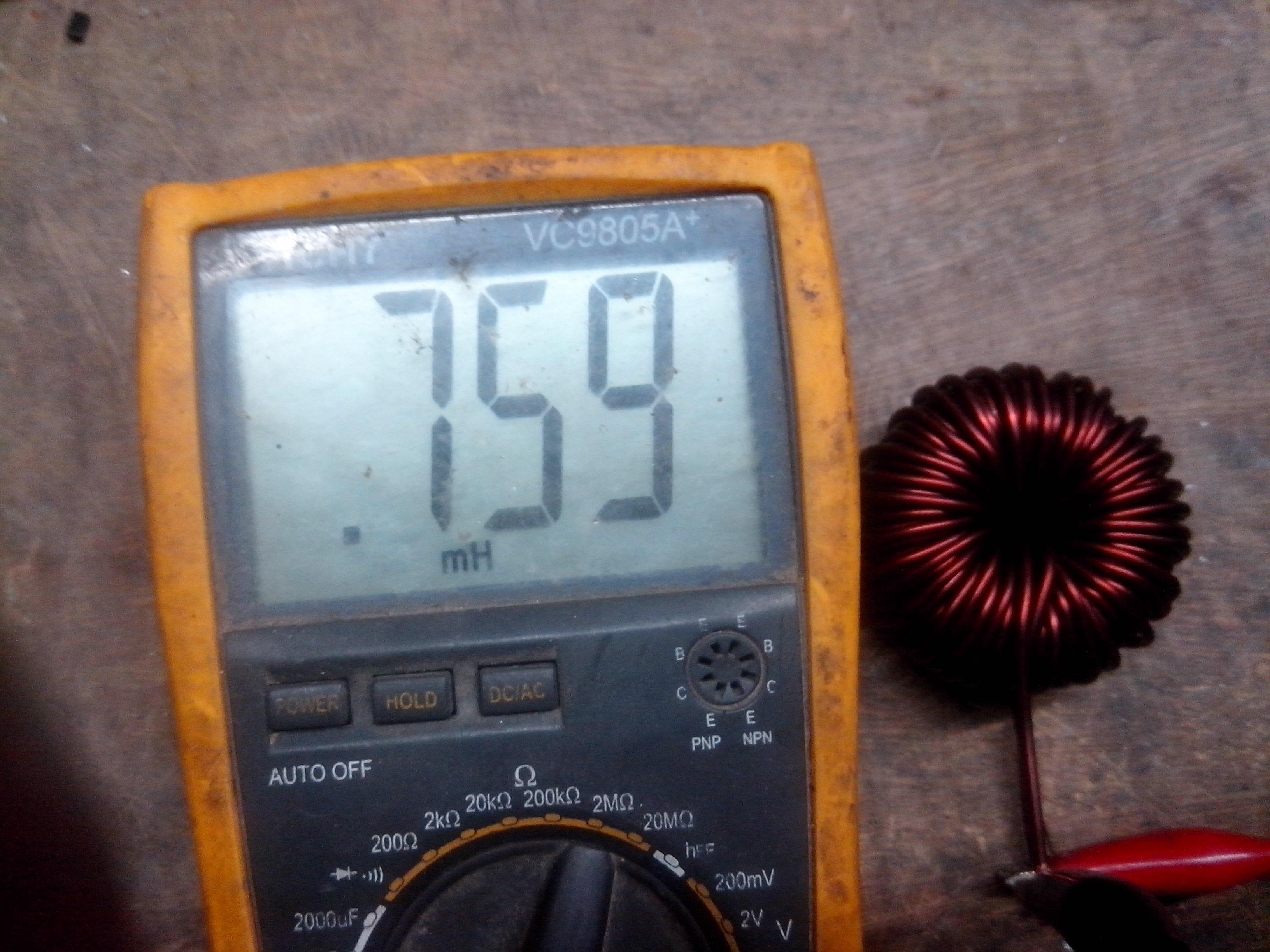 有关于正弦波逆变器滤波电感的绕制,高手必进!-电源网