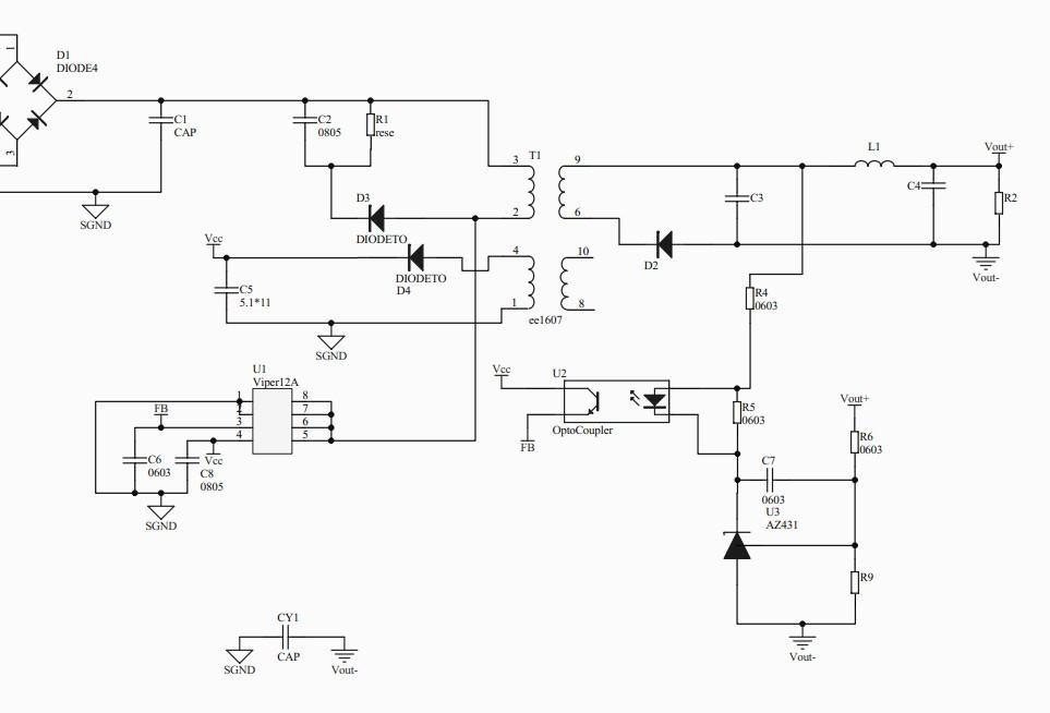 低压线圈软启动控制回路接线图解