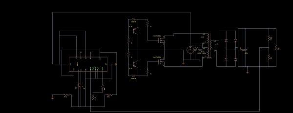 仿真tl494驱动升压电路mosfet时出现的奇怪问题