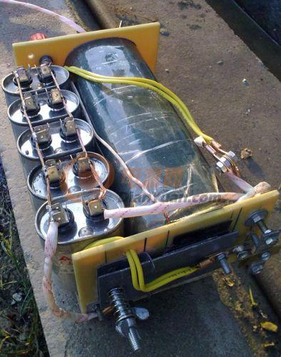 我的牛机械白金机制作过程(附:详细参数和图片)-电源