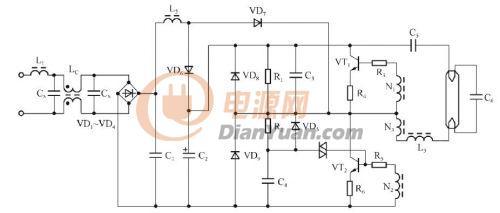 请教电子整流器中的电感和高频变压器怎么计算