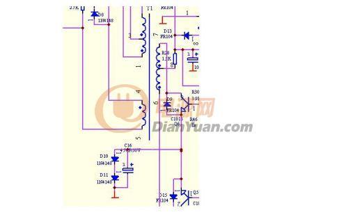 高频变压器的绕制方法